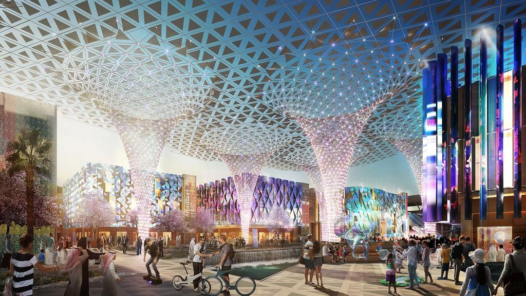 All about the Expo 2020